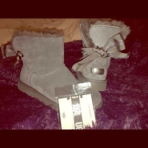 Winter Ugg boots